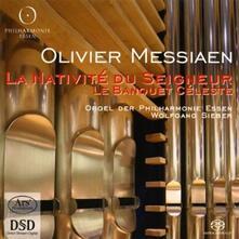 La Nativite Du Seigneur - L - SuperAudio CD di Olivier Messiaen
