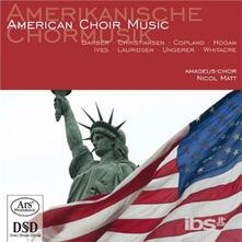 American Songs - SuperAudio CD di Charles Ives