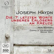 Die 7 Letzten Worte - SuperAudio CD di Franz Joseph Haydn