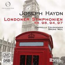 Londoner Symphonien No. 94 - SuperAudio CD di Franz Joseph Haydn