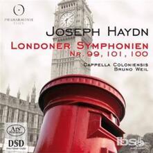 Londoner Symphonien 99 - 10 - SuperAudio CD di Franz Joseph Haydn