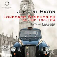 London Symphonies - SuperAudio CD di Franz Joseph Haydn