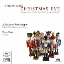 Late Romantic Christmas Eve - SuperAudio CD