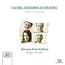 Solo Cantatas - SuperAudio CD di Georg Friedrich Händel