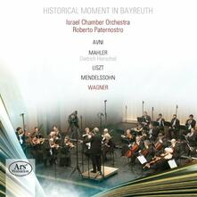 Historical Moment in Bayr - CD Audio di Israel Chamber Orchestra