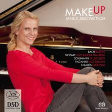 Make Up. Piano Works - SuperAudio CD di Franz Liszt