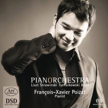 Pianorchestra - SuperAudio CD di Pyotr Ilyich Tchaikovsky