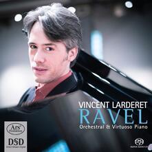 Orchestral & Virtuoso Pia - CD Audio di Maurice Ravel