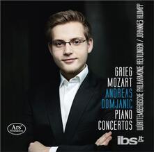 Concerto per Pianoforte - SuperAudio CD di Edvard Grieg