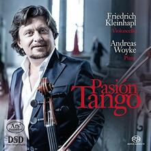 Piazzolla. Pasion Tango - CD Audio di Astor Piazzolla