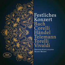 Festive Concertos - SuperAudio CD di Arcangelo Corelli