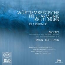 Works - SuperAudio CD di Wolfgang Amadeus Mozart