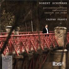 Piano Works. Davidsbundler - SuperAudio CD di Robert Schumann