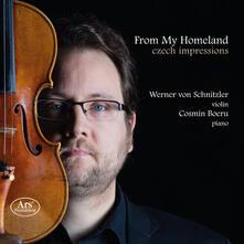 Czech Impressions - SuperAudio CD di Antonin Dvorak