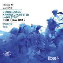 Concertino - Concerto - Suite - CD Audio di Bohuslav Martinu