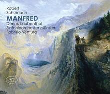 Manfred - SuperAudio CD di Robert Schumann