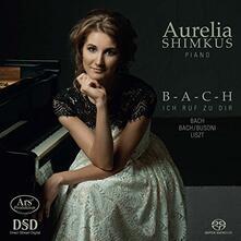Bach Ich Ruf Zu Dir - SuperAudio CD di Johann Sebastian Bach