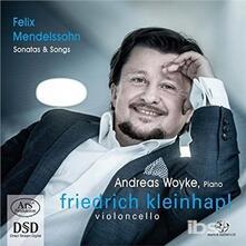 Sonate & Songs - SuperAudio CD di Felix Mendelssohn-Bartholdy