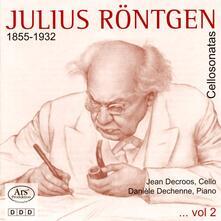 Cello Concertos - CD Audio di Julius Röntgen