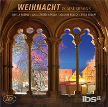 Weihnacht in Maulbronn - CD Audio di Georg Friedrich Händel
