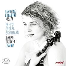 Sonate per Violino - CD Audio di George Enescu
