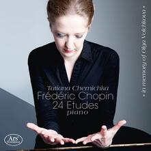 Studi - CD Audio di Fryderyk Franciszek Chopin