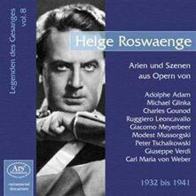 Arien & Szenen Aus Opern - CD Audio di Ruggero Leoncavallo