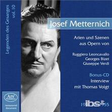 Legendes Des Gesangen Vol - CD Audio di Ruggero Leoncavallo