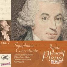 Symphonie Concertante (pl - CD Audio di Ignace Pleyel