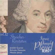 Pleyel Edition vol.12 - CD Audio di Ignace Pleyel