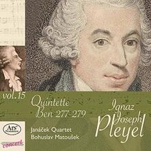 Pleyel Edition vol.15 - CD Audio di Ignace Pleyel