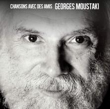 Chansons avec des amis - Vinile LP di Georges Moustaki