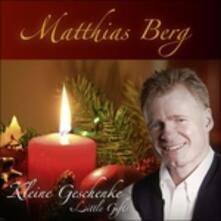 Kleine Geschenke - CD Audio di Matthias Berg