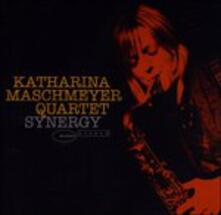 Synergy - CD Audio di Katharina Maschmeyer