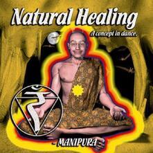 Natural Healing. Manipura - CD Audio