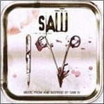 Cover CD Colonna sonora Saw IV