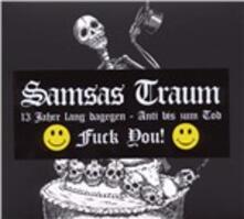 13 Jahre Lang Dagegen - CD Audio di Samsas Traum