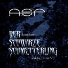 Der Komplette Schwarze - CD Audio di Asp