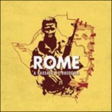 A Passage to Rhodesia - CD Audio di Rome