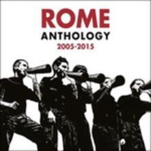 Anthology 2005-2015 - CD Audio di Rome