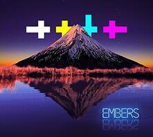 Embers - CD Audio di We Are Temporary