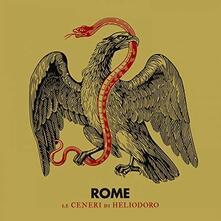 Le ceneri di Heliodoro - CD Audio di Rome