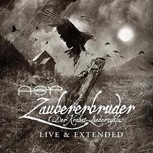 Zaubererbruder Live & Extended - CD Audio di Asp