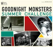 Summer Challenge - CD Audio di Goodnight Monsters