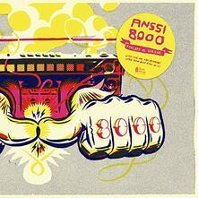 Kyklops Vs. Svesse - CD Audio di Anssi 8000