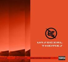 Unsocial Themes - CD Audio di E-Craft