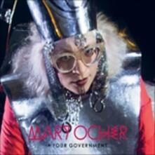 Mary Ocher + Your Government - CD Audio di Mary Ocher,Your Government