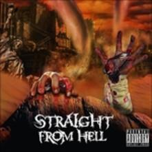 Straight from Hell - CD Audio di Straight from Hell