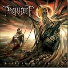 Megalomanic Infest - CD Audio di Prejudice