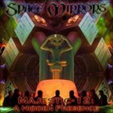 Majestic 12. a Hidden - CD Audio di Space Mirrors